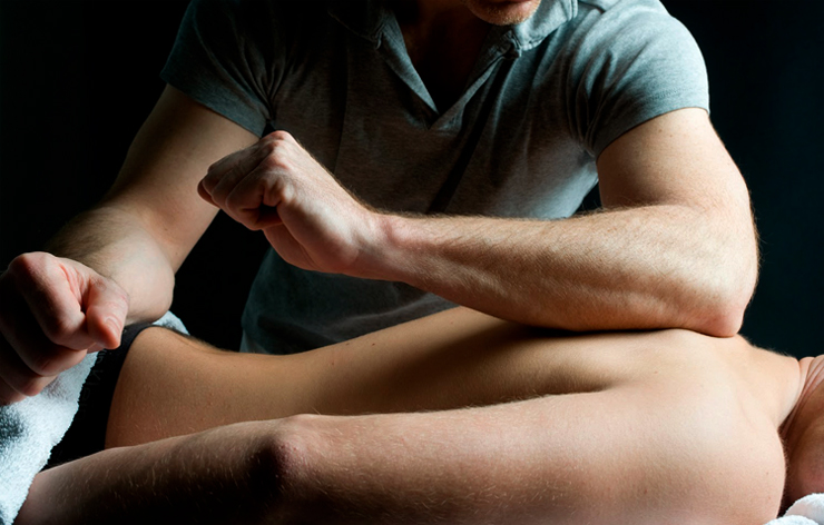 The importance of massage for athletes!