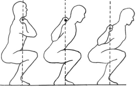 To squat or not to squat?