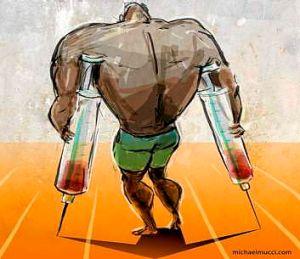 Drugs in sport?
