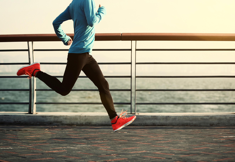 Running junk miles