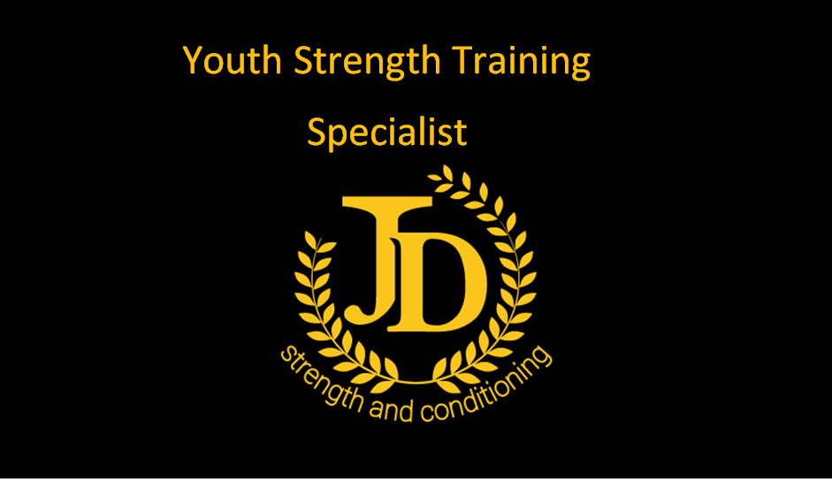 Strength Training is Important for Youths