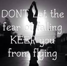 Don't let fear stop you from flying